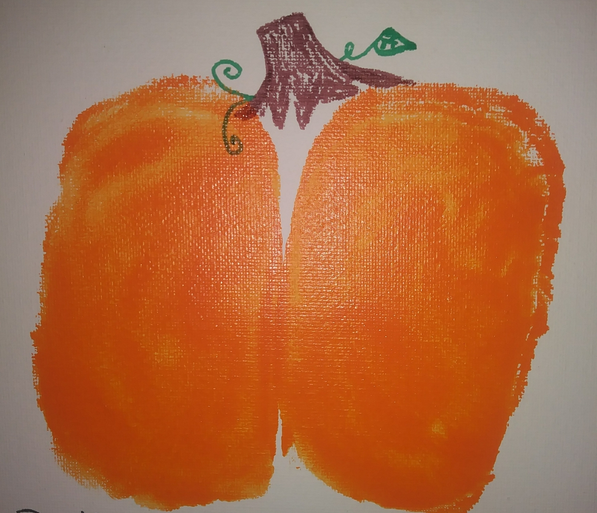 Bumpkin Pumpkin: We Tried This Cute PinterestTrend