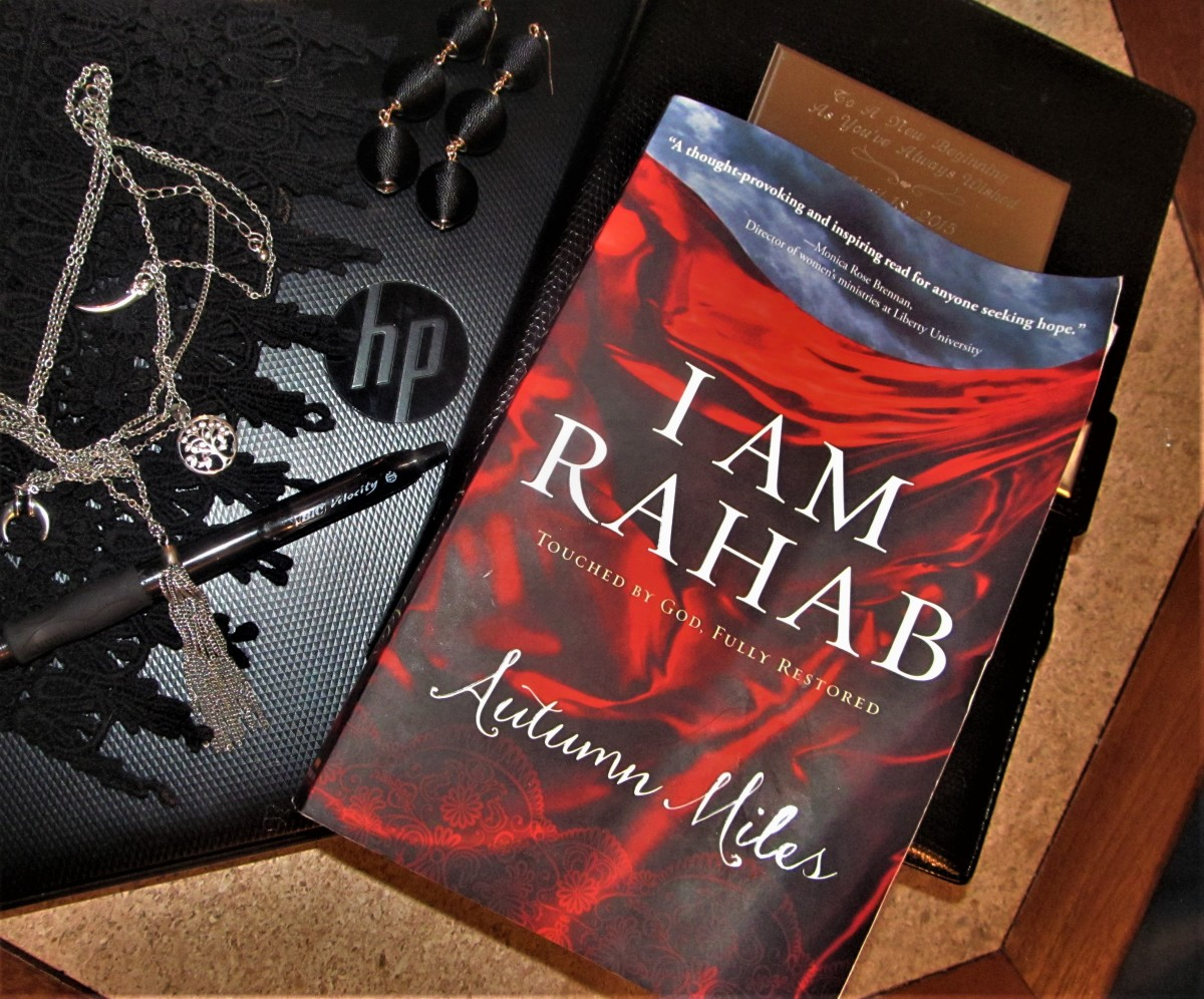 I Am Rahab Book Review